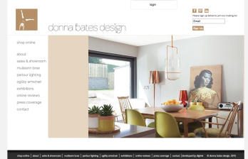 Donna Bates Home Page
